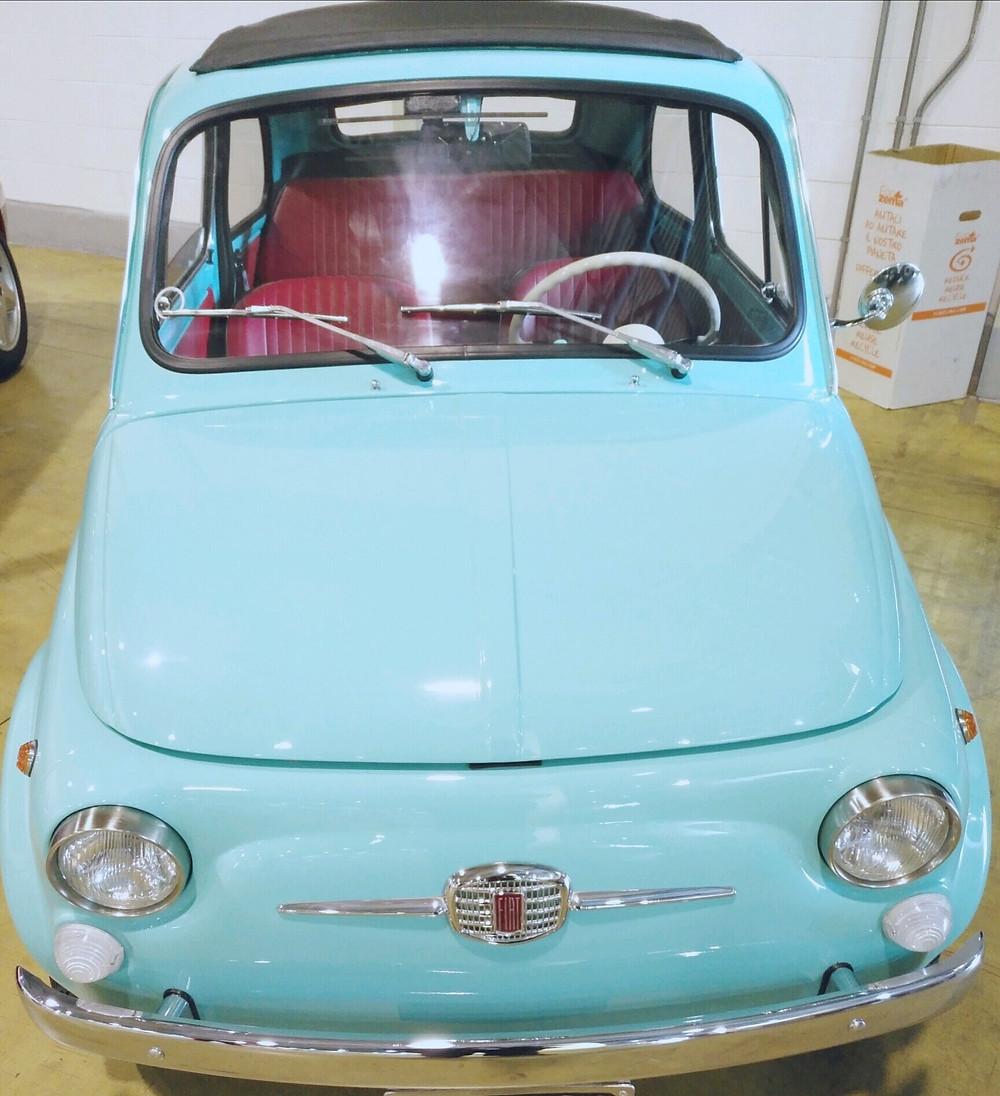 Fiat 500 con una nuova anima elettrica