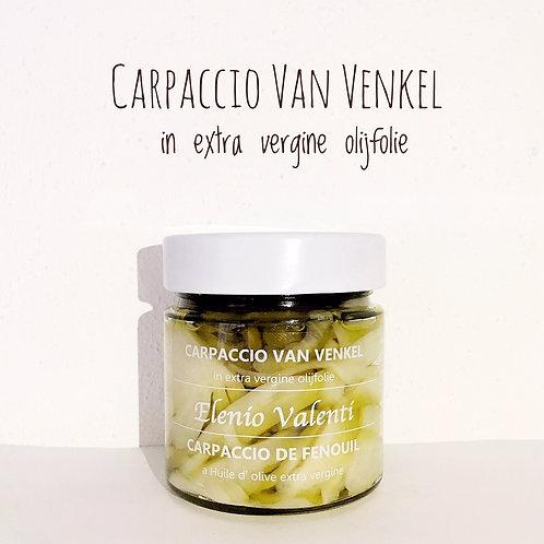 Carpaccio van Venkel Antipasti