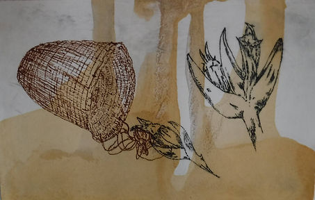 Food for Thought Bittondi printmakers Mr