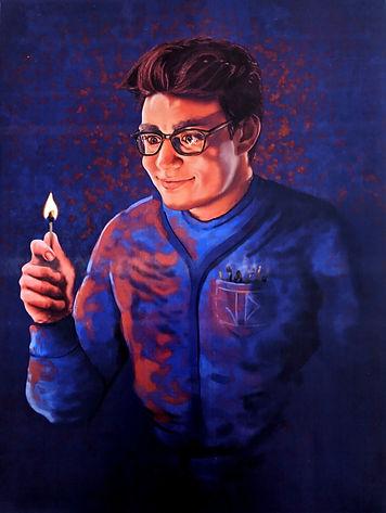 Fire Boy Art