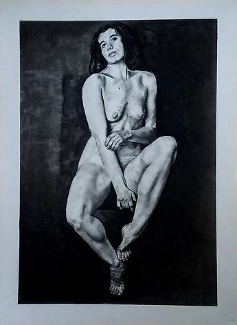 Woman Figure Study