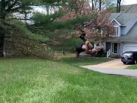 Double Backflip Reference