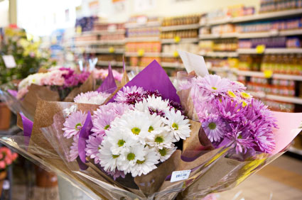 grocery-flowers