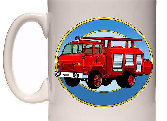 Saviem pompier