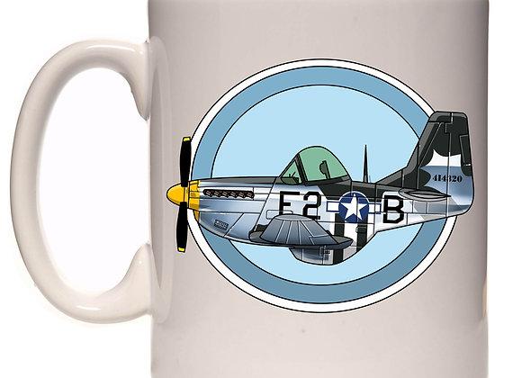 North American P 51 D Mustang RC2