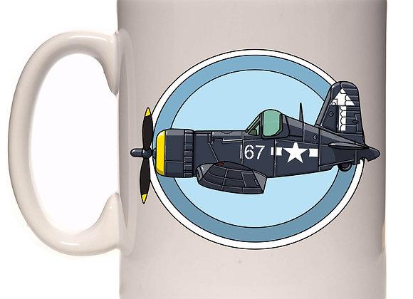 Chance Vought F4U Corsair RC2