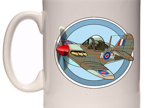 Supermarine Spitfire RC2