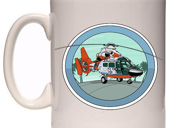 Aérospatiale Dauphin US Coast Guard RC2