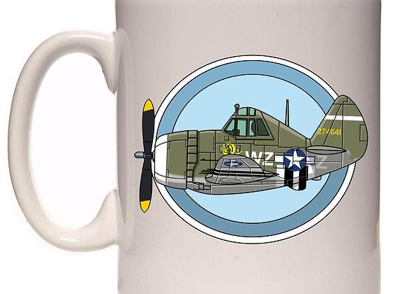 P 47 B Razorback RC2