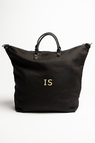 Weekend Bag - Embroidery