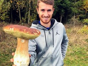 Dominikova Malá domů o houbaření