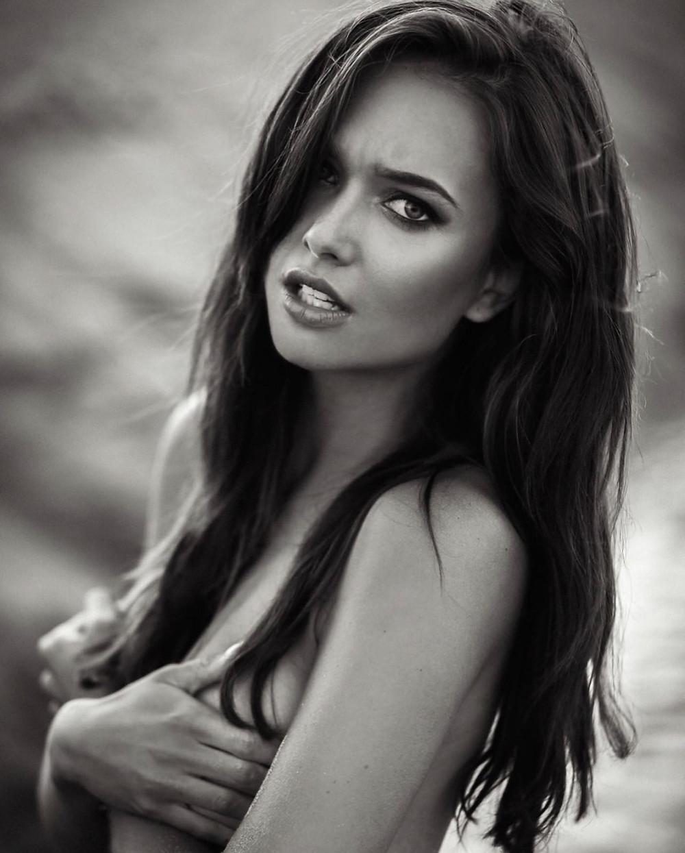 Miss 2018 modelka Lea Šteflíčková
