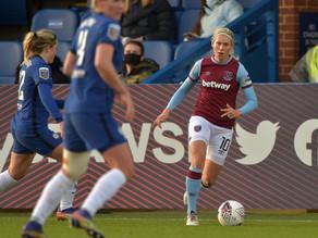 Malá domů: Kateřina Svitková o West Hamu a Womens Super League