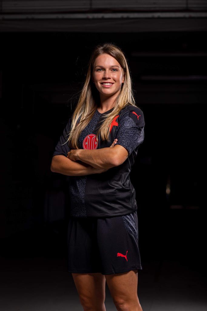Česká fotbalistka a hráčka Slavia Praha narozena v San Franciscu