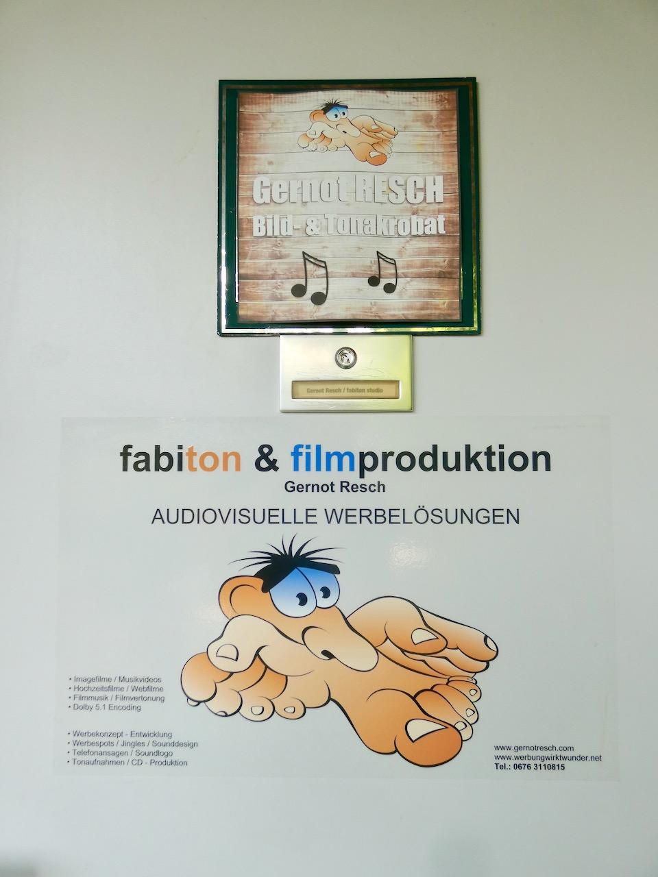 fabiton & filmproduktion/Tür