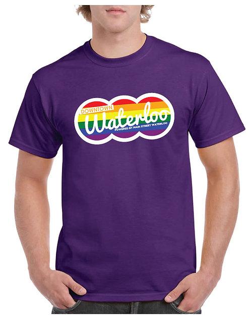 Downtown Waterloo (Pride Shirts)