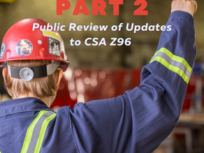 Advocacy for Women's Fit & PPE (2): CSA Z96 Public Review