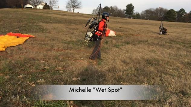 Michelle Wet Spot