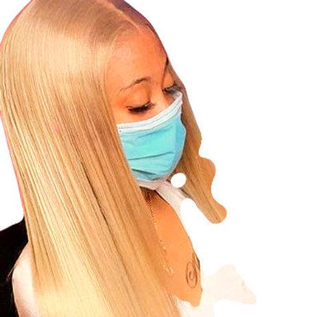 Virgin Hair Extensions - 613 Single Hair