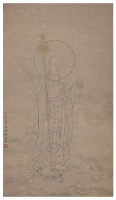 《地藏菩萨》