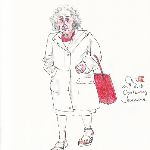 Galway Jasmine 18 August 2019