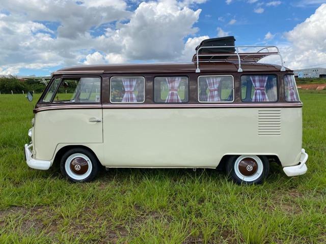 1973 T1 Camper