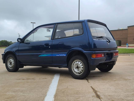 1995 Honda Today 4wd