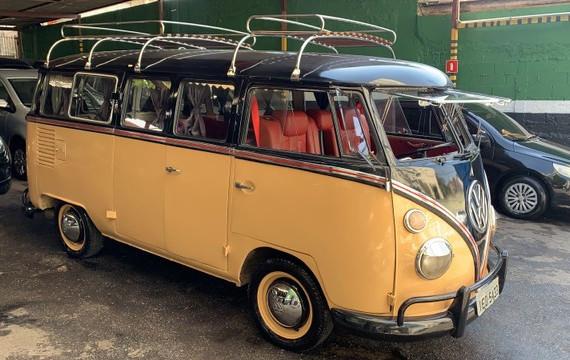 1974 Volkswagen Trasnporter