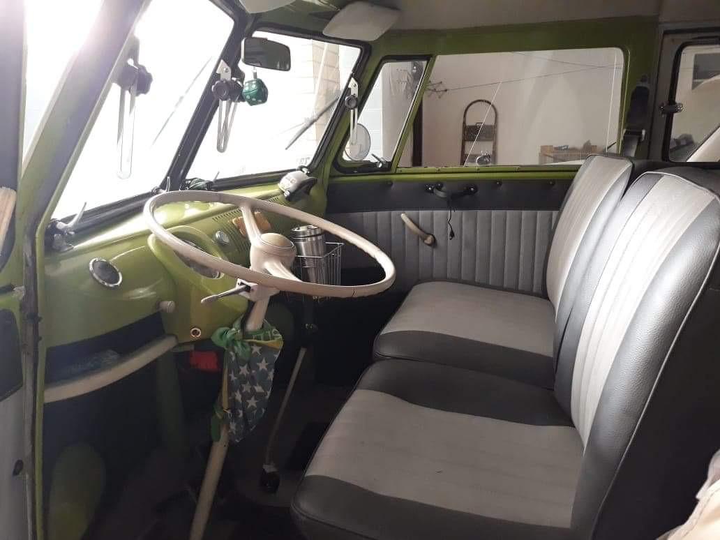 1973 Volkswagen T1 Van