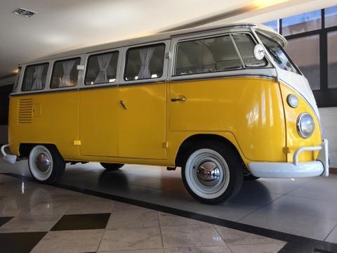 1972 Volkswagen Type 1 Bus