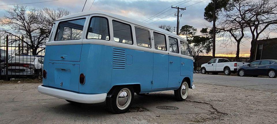 1975 Volkswagen T1 Kombi