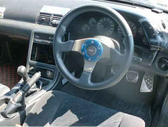 1991 Nissan Skyline GTS4