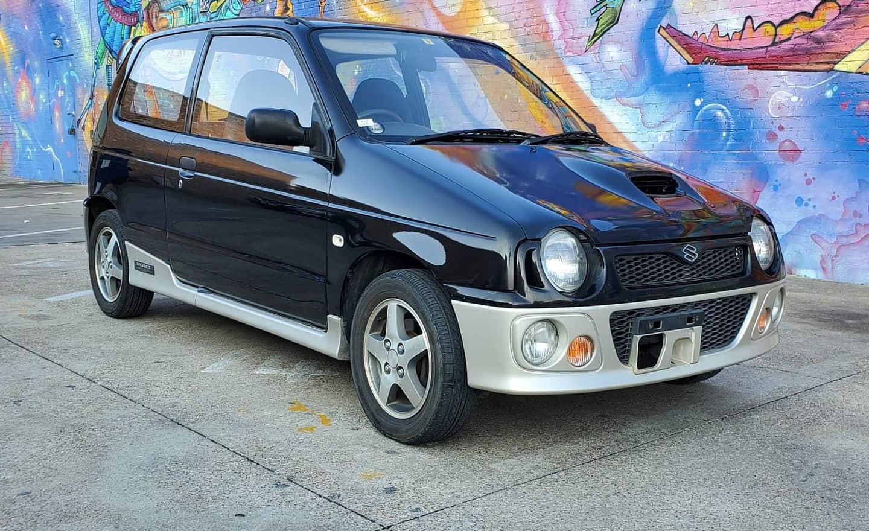1995 Suzuki Alto Works RS/Z