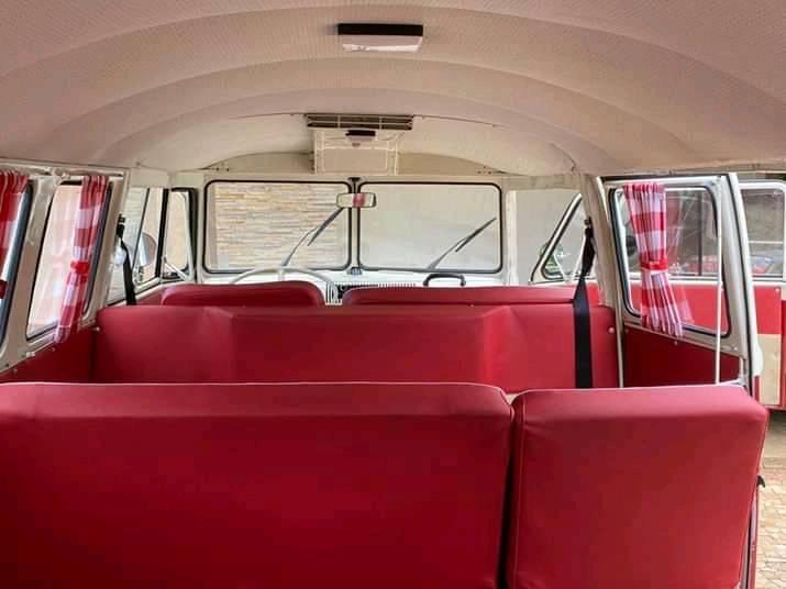 1975 VW T1 Van