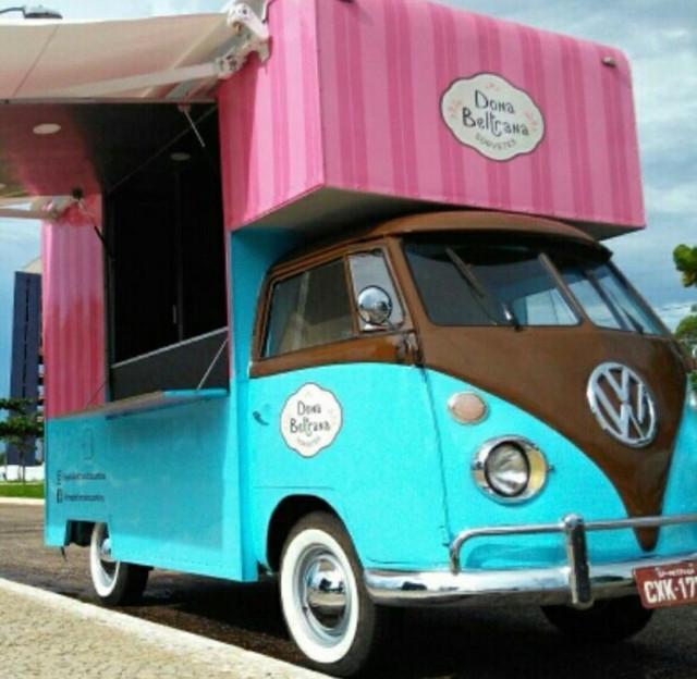 1973 Volkswagen Food Truck