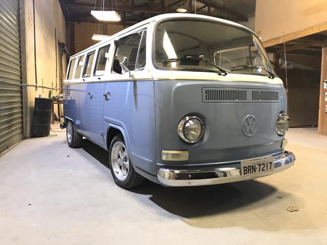 1995 Volkswagen Passenger Bus