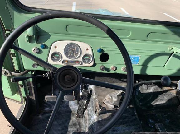 1964 Toyota Landcruiser Bandeirante