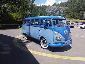 VW Split Window