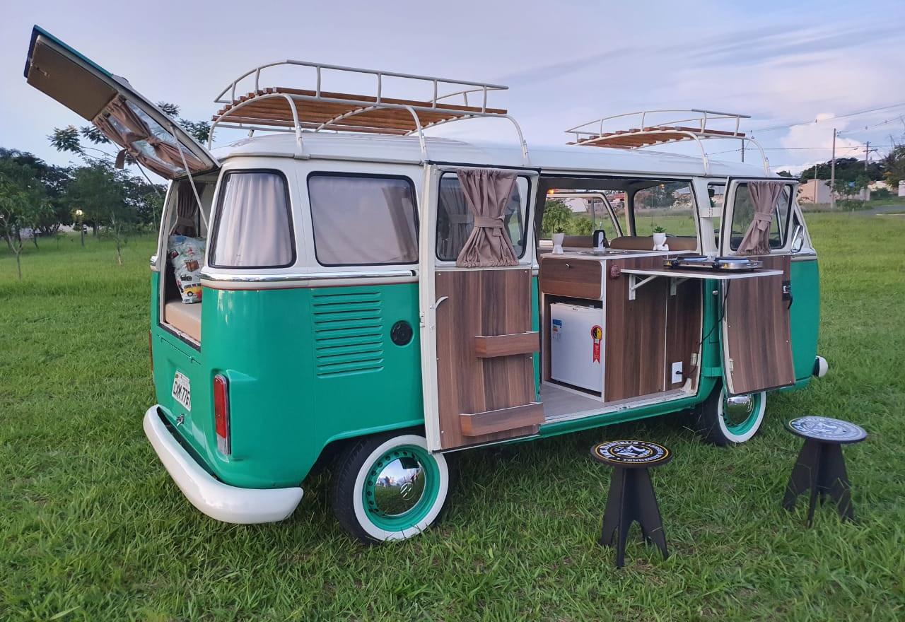 1985 Volkswagen T2 Camper