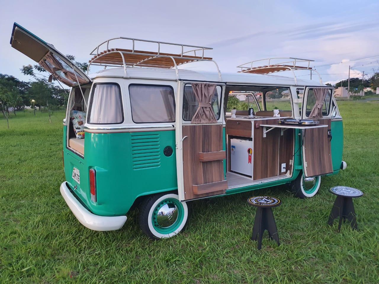1982 VW Camper