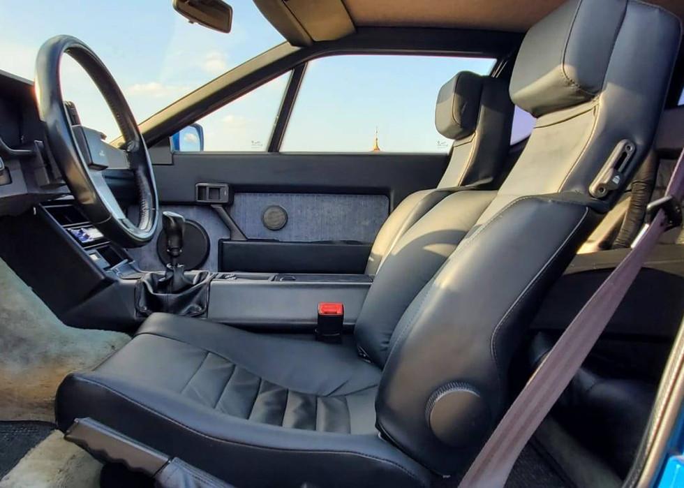 1991 Renault Alpine GTA V6 Turbo