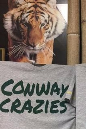 CONWAY CRAZIES (available to CHS grades 9-12 only)