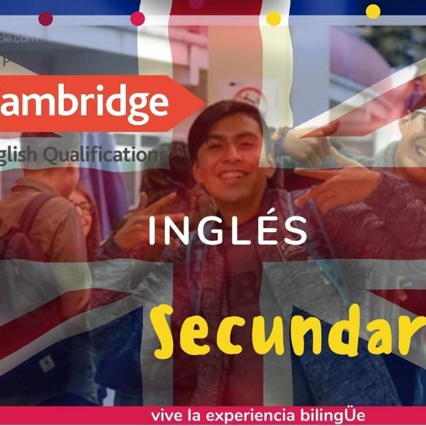 Inglés Secundaria