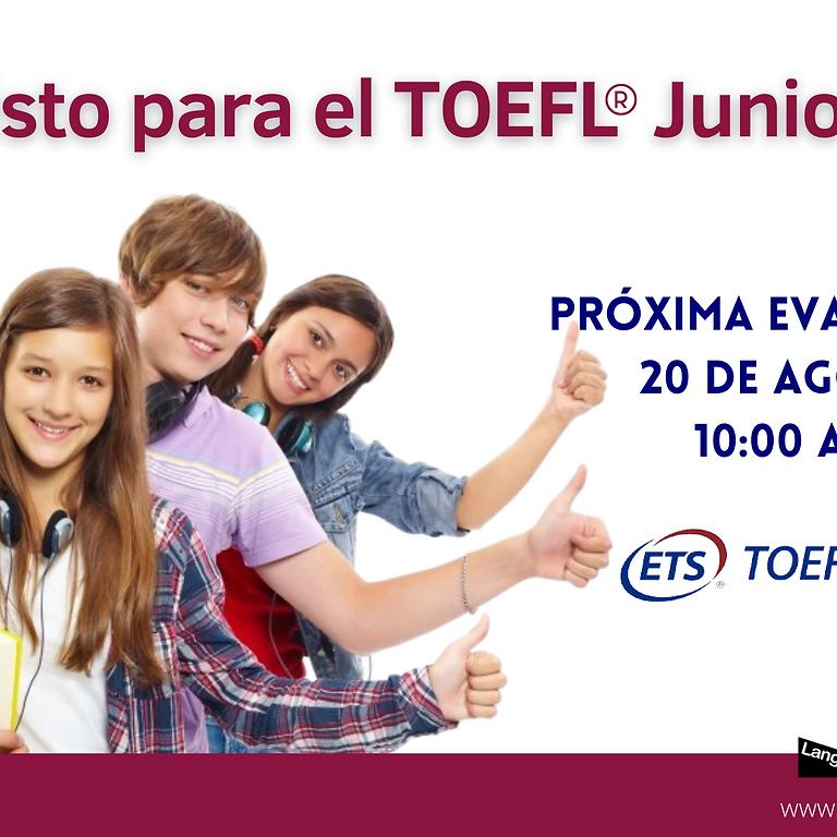 TOEFL® Junior™