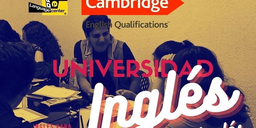Inglés Universidad
