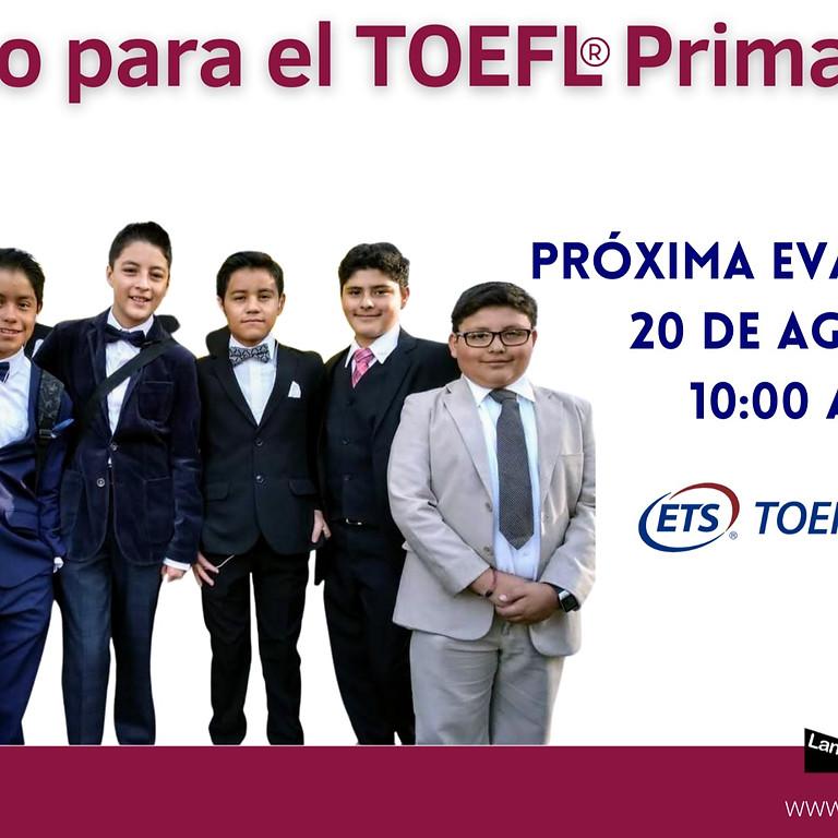 TOEFL® Primary