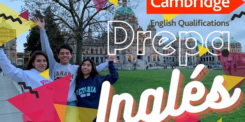 Inglés Preparatoria