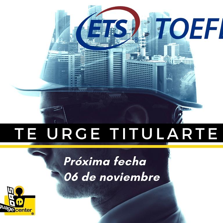 TOEFL ITP TALLER DE PREPARACIÓN