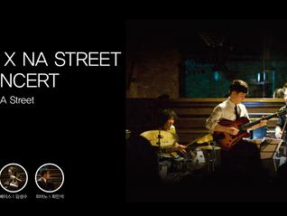 N/A STREET x MAKERS HOTEL Jazz Quartet Concert