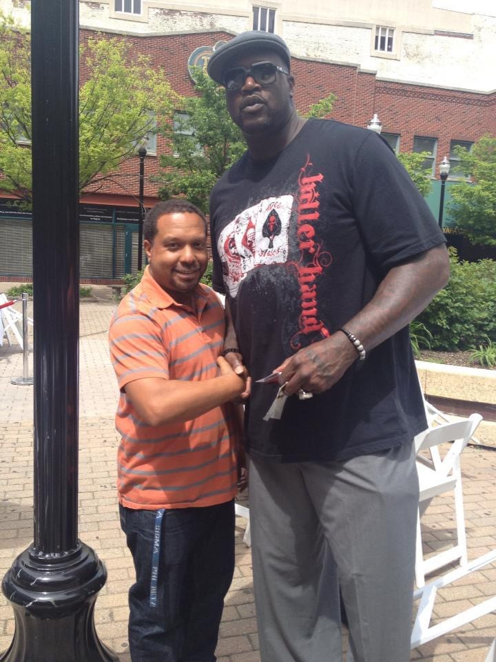 Haven with Shaq
